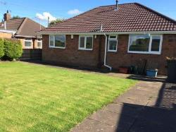 Detached Bungalow To Let Talke Stoke-on-Trent Staffordshire ST7