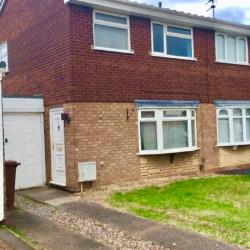 Semi Detached House To Let Bentley Walsall West Midlands WS2