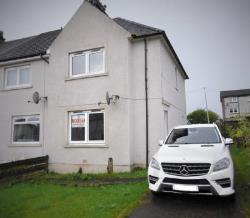 Terraced House To Let  Airdrie Lanarkshire ML6