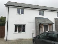 Semi Detached House For Sale Goonhavern Truro Cornwall TR4