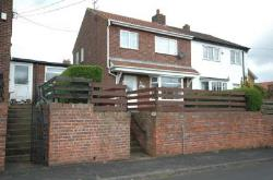 Semi Detached House For Sale Hutton Henry Hartlepool Durham TS27