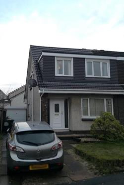 Semi Detached House For Sale Kirkintilloch Glasgow Dunbartonshire G66