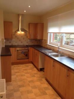 Terraced House To Let Carstairs Lanark Lanarkshire ML11