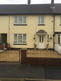 Terraced House To Let  Manchester Greater Manchester M23