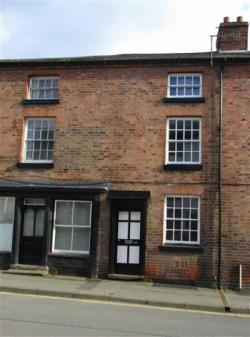 Terraced House To Let  Newtown Powys SY16