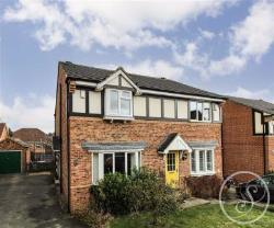 Semi Detached House For Sale  Meanwood West Yorkshire LS7