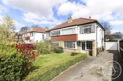 Semi Detached House For Sale  Oakwood West Yorkshire LS8