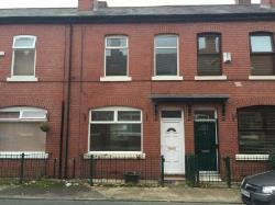 Terraced House To Let  Harpurhey Greater Manchester M9