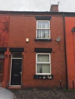 Terraced House To Let  Clayton Greater Manchester M11