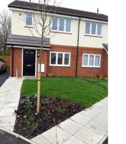 Terraced House To Let  Warrington Greater Manchester WA3