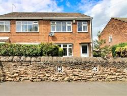 Semi Detached House For Sale Woodhouse Sheffield South Yorkshire S13