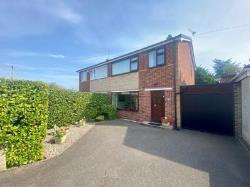 Semi Detached House For Sale Aston Sheffield South Yorkshire S26
