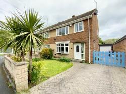 Semi Detached House For Sale Catcliffe Rotherham South Yorkshire S60