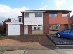 Semi Detached House To Let  Bamber Bridge Lancashire PR5