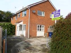 End Terrace House To Let  Preston Lancashire PR1