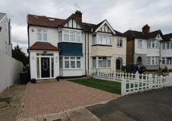 Semi Detached House For Sale  Edgware Middlesex HA8