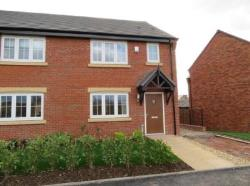 Semi Detached House To Let Streethay Lichfield Staffordshire WS13