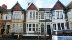 Terraced House To Let  Cardiff Glamorgan CF5