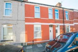 Terraced House For Sale  Barry Glamorgan CF62