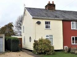 Semi Detached House For Sale  Fleet Hargate Lincolnshire PE12