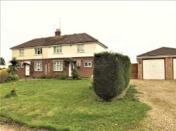 Semi Detached House For Sale  Whaplode Lincolnshire PE12