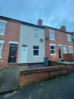 Terraced House To Let  Tibshelf Derbyshire DE55