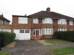 Semi Detached House To Let Headlands Northampton Northamptonshire NN3