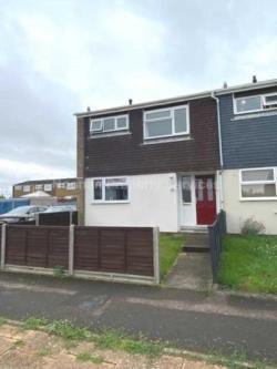 End Terrace House To Let  St Neots Cambridgeshire PE19