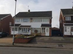 Detached House To Let  West Bromwich West Midlands B71