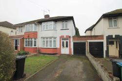 Semi Detached House For Sale  Watford Hertfordshire WD25