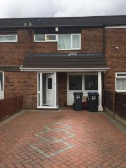 Terraced House To Let  Birmingham West Midlands B32