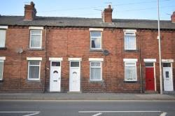 Terraced House To Let Sharlston Common Wakefield West Yorkshire WF4