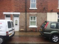Terraced House To Let  MIDDLESBOROUGH Cleveland TS2