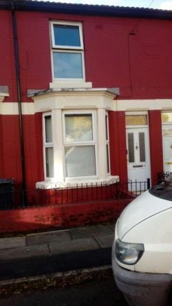 Terraced House To Let  LIVERPOOL Merseyside L21
