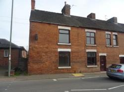 End Terrace House To Let  CHEADLE Staffordshire ST10