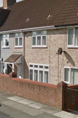 Terraced House To Let  LIVERPOOL Merseyside L36