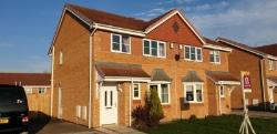 Semi Detached House To Let  WREXHAM Wrexham LL13