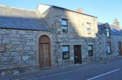 Terraced House For Sale  Buckie Moray AB56