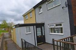Semi Detached House For Sale  Abertillery Gwent NP13