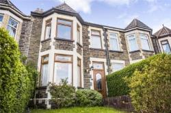 Terraced House For Sale  Bargoed Glamorgan CF81
