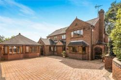 Detached House For Sale  Stafford Staffordshire ST17