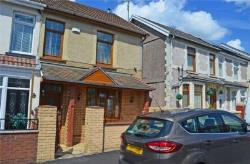 Semi Detached House For Sale  Porth Bridgend CF39