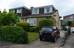 Semi - Detached Bungalow For Sale  Pontyclun Rhondda CF72