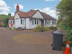 Detached Bungalow For Sale  Burntwood Staffordshire WS7