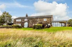 Detached House For Sale  Todmorden West Yorkshire OL14