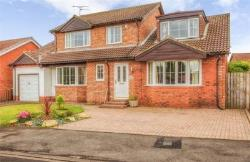 Detached House For Sale  Cramlington Northumberland NE23