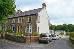 End Terrace House For Sale  Abergavenny Monmouthshire NP7