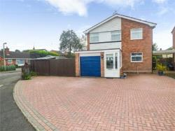 Detached House For Sale  Market Drayton Shropshire TF9