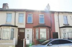 Terraced House For Sale  Blackpool Lancashire FY1