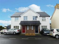 Semi Detached House For Sale  Llanybydder Carmarthenshire SA40